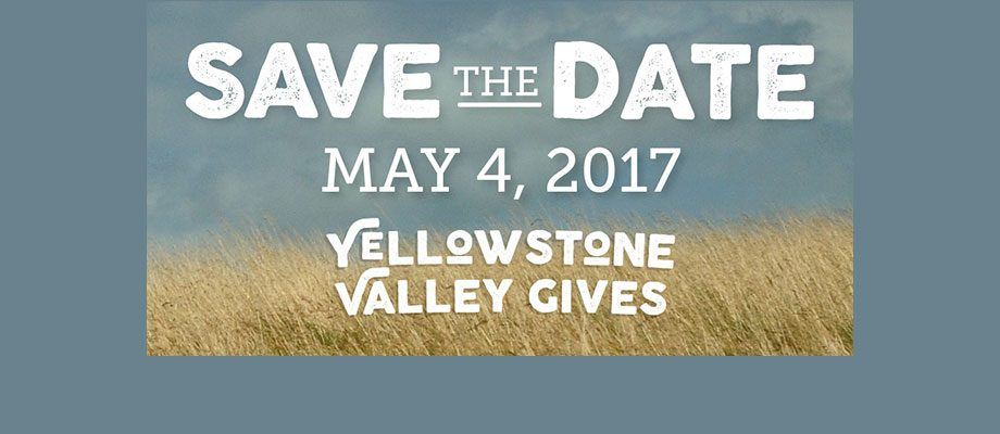 Yellowstone Valley Gives Day